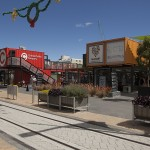 Le projet de centre-ville temporaire