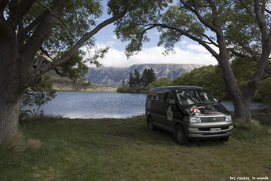 Robinson au lac Pearson