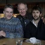 Bob et Michael, nouveaux amis de Bruny Island