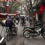 Vélos pousse-pousse « Sans-Soucis »
