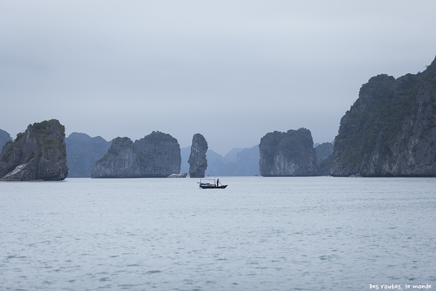 La Baie de Ha Long