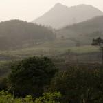 Coucher de soleil sur la vallée 2