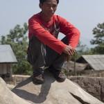 Notre guide Akha, Boun Hong
