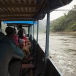 Notre bateau sur la Nam Ou