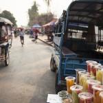 Rue principale Luang Prabang