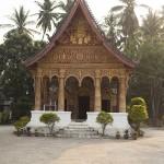 Temple bouddhiste Luang Prabang