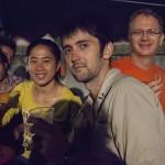 Damien, Mo et Kélig