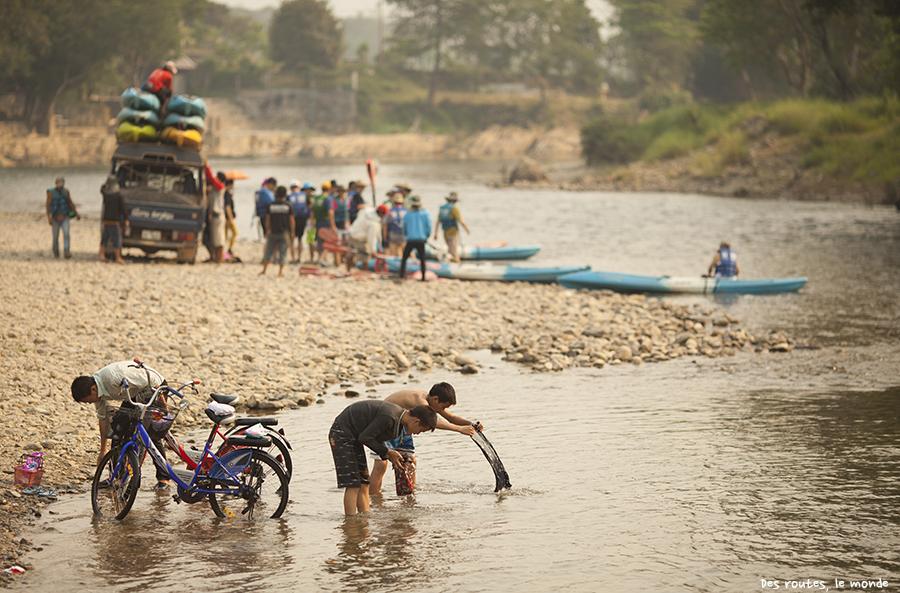 La rivière Nam Song
