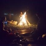 La fête au coin du feu