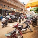 La ville de Banlung
