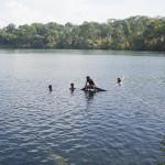 Le lac Yeak Laom