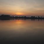 Lever de soleil sur le bassin de Sras Srang 1