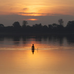Lever de soleil sur le bassin de Sras Srang 2