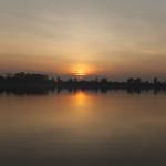 Lever de soleil sur le bassin de Sras Srang 3