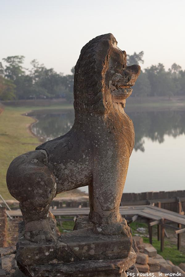 Lion sacré