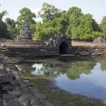 Les bassins de Neak Pean