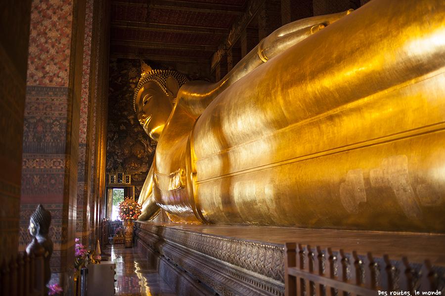 Le Bouddha Couché