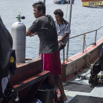 L'équipage du Sea Cutter
