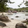 La plage de Taraporn