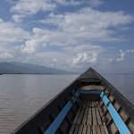 Vue du lac Inle