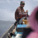 Notre conducteur de bateau