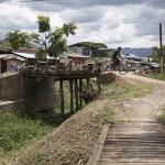 Un pont en bois