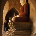 Bouddha et moi