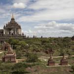 Des temples, toujours des temples