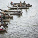 Pêcheurs en action