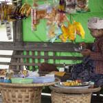 Petit-déjeuner birman