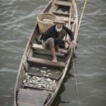 Y'a pas d'âge pour pêcher...