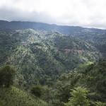 Les montagnes Shan