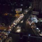 Etat du trafic nocturne