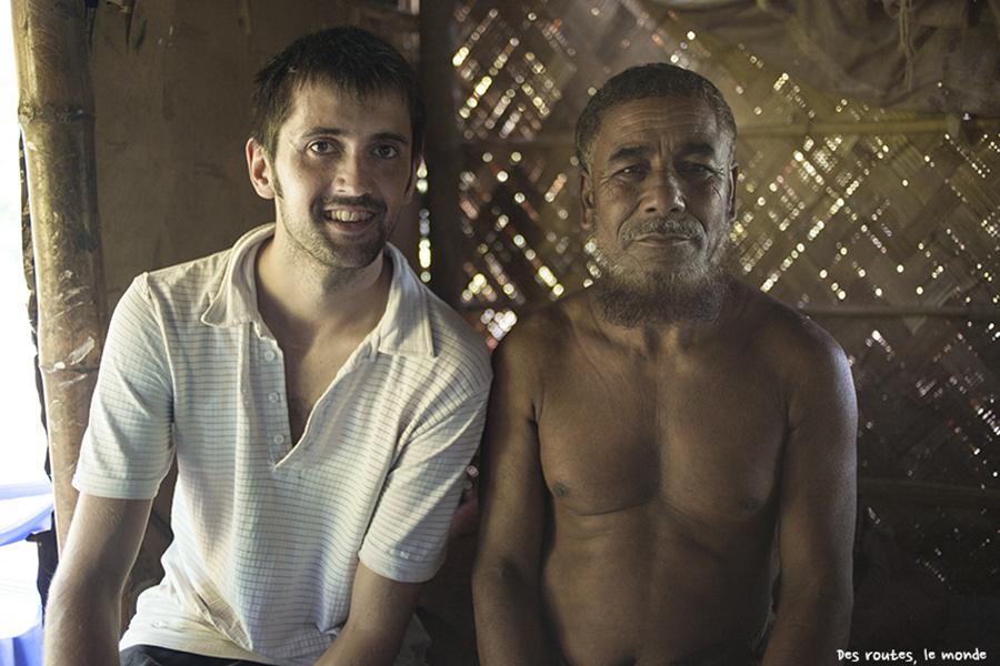 Sasa, l'oncle en bengali