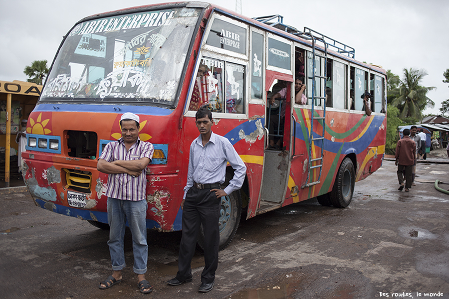 Notre bus funky