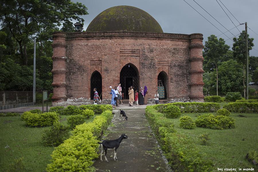 Une ancienne mosquée
