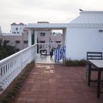 Notre terrasse, oui, oui