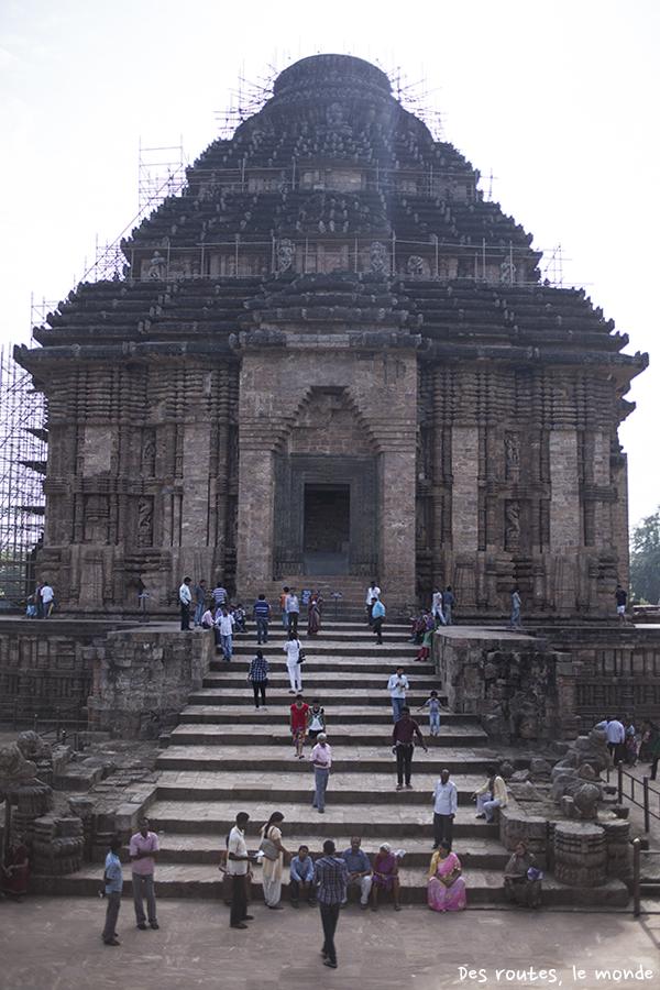Le temple du soleil 5