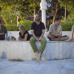 Aux jardins de méditation