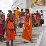 La stupa Viswa Shanti