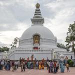 La stupa Viswa Shanti 2