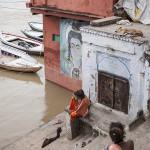 Les ghats inondés