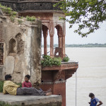 Varanasi tranquille 2