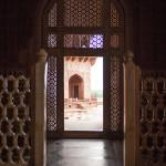 Dans une mosquée