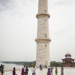 Un des quatre minarets