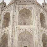 Un bout du Taj Mahal
