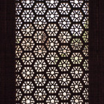 Des persiennes au Baby Taj