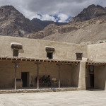 Bâtiment principal du monastère de Tabo