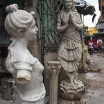 Jolies statues