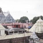 Le temple de Jagannath